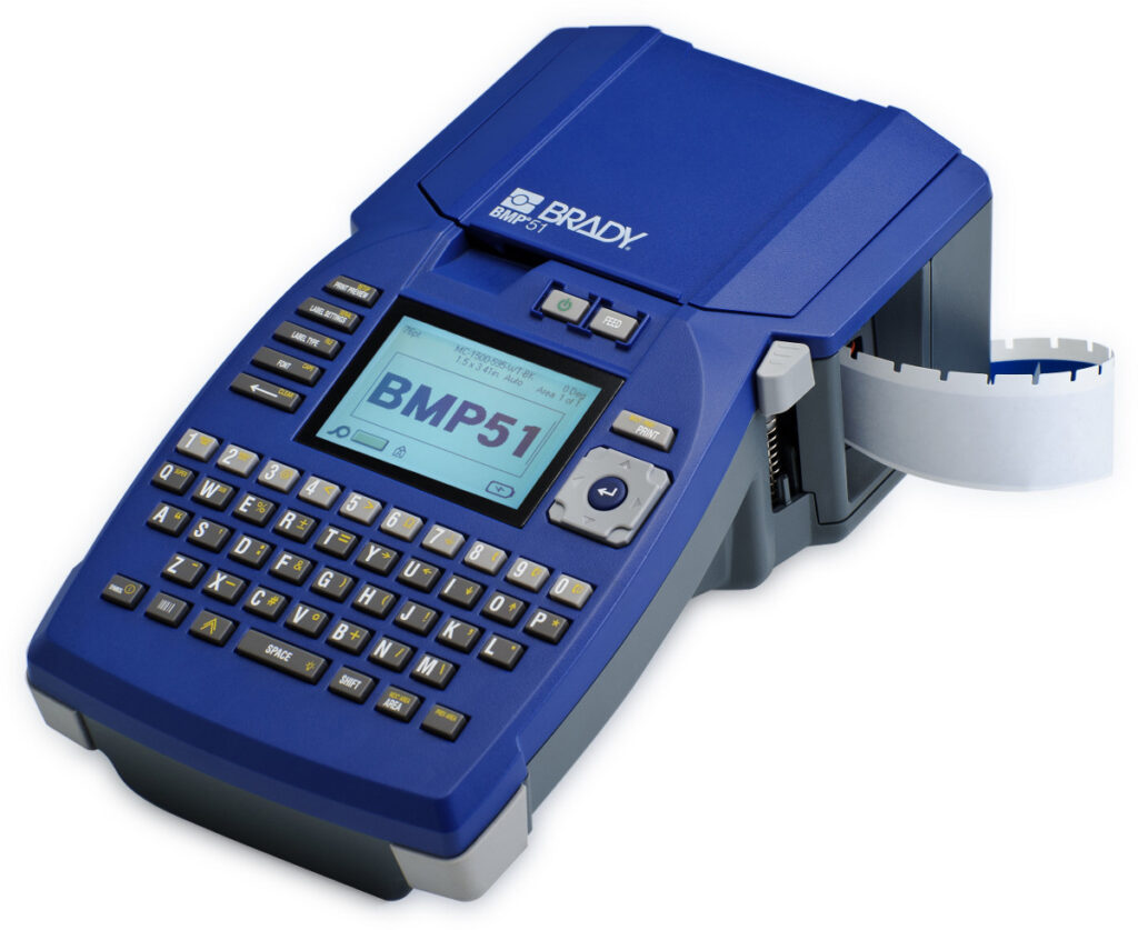 Photos of Electrical Wire Label Printer