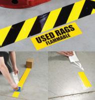 ToughStripe Print-On-Demand Floor Material