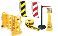 Barricade & Warning Tape